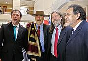 Die Verleihung der chilenischen Ehrenbürgerschaft an Massimo Tarenghi