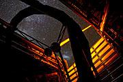 Der neue PARLA-Laser in Betrieb am Paranal-Observatorium der ESO