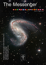 Cover of The Messenger No. 151