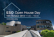 The ESO Open House Day 2013