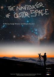 "Poster do espetáculo de planetário ""Le Navigateur du Ciel"""