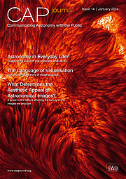 Cover of CAPjournal issue 14