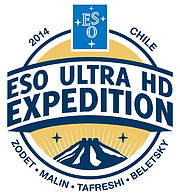 ESO-Ultra HD-Expeditionslogo