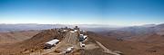 Das La-Silla-Observatorium der ESO