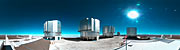 Bild von der Panorama-Webcam am Paranal