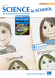 Cover of Science in School 30 — Autumn 2014