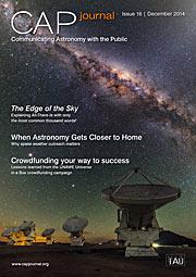 Titelseite von Ausgabe 16 des CAPjournals
