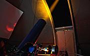 Testando sistemas de estrela guia laser em Tenerife