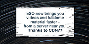 CDN at ESO