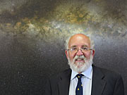 Professor Michel Mayor, winner of the 2015 Kyoto Prize