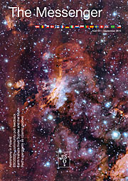 Cover of The Messenger No. 161