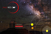 The Pale Red Dot Campaign