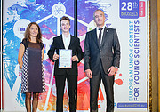 Winners of the 2016 European Union Contest for Young Scientists announced