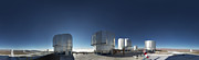 Daytime image from the Paranal webcam