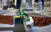 Um interferômetro em LEGO®!