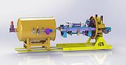 Konzeptzeichung des NIRPS-Instruments