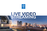 Live streaming do ESO