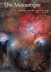 Cover of The Messenger No. 170