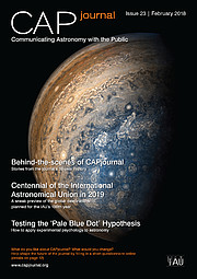 Cover of CAPjournal issue 23