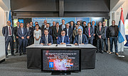 Contract Signed for ELT M1 Segment Supports