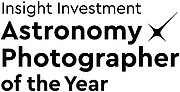 Logotipo do Insight Investment Astronomy Photographer of the Year