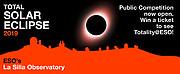 """Concorso pubblico """"La Silla Total Solar Eclipse"""""""