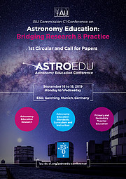 IAU Astronomy Education Conference 2019