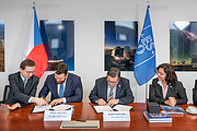 Die ESO und die Tschechische Republik unterzeichnen Vereinbarung über ein Trainingsprogramm