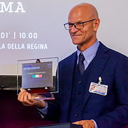 "ESO astronomer Paolo Padovani receives the the ""Sparlamento Prize in Research and Development 2019"""
