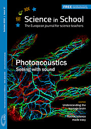 Front cover of Science in School 47