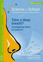 Front cover of Science in School 48