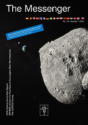 Cover of The Messenger No. 179