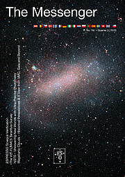Cover of The Messenger issue 181