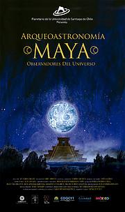 Poster Arqueoastronomía Maya