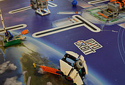 "Alfombra de juego ""Into Orbit"" de FIRST LEGO League"