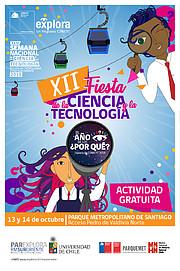 XII Fiesta de la ciencia y la tecnología