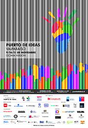 Afiche Festival Puerto de Ideas Valparaíso 2018