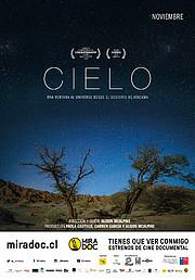 Afiche del documental CIELO