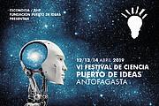 Afiche de Festival Puerto de Ideas