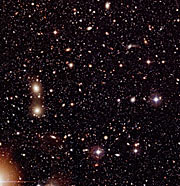 Chandra Deep Field South (Detail)