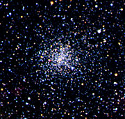 NGC 2108 stellar cluster in the LMC