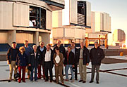 Dutch Minister Maria van der Hoeven at Paranal - I