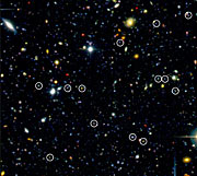 New Population of Distant Galaxies