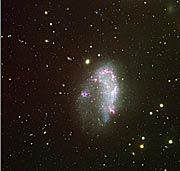 The irregular galaxy NGC 1427A