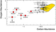 Oxygen and Carbon Abundances in Blue Straggler Stars