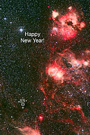 Season's Greetings A Happy New Year!