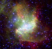 Región de formación de estrellas NGC 346