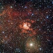 La nebulosa Gum 29