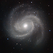 HAWK-I image of Messier 100