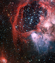 Superbubble LHA 120-N 44 in the Large Magellanic Cloud